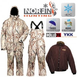 Костюм зимний Norfin HUNTING North Staidness Ritz